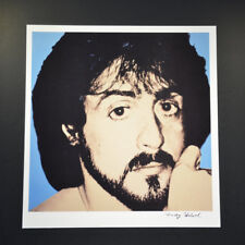 "Andy Warhol, ""Sylvester Stallone"".  Hand signed by Andy Warhol, with COA."