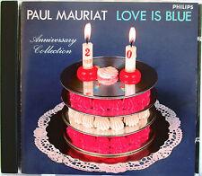 "PAUL MAURIAT - CD JAPON ""LOVE IS BLUE"" - NO OBI"