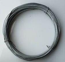 9-Gauge Galvanized smooth steel utility wire, 170 feet. blemished. M343