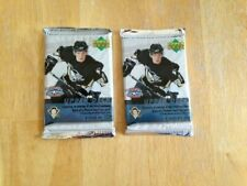 2005-06 Upper Deck Series 2  (2) Retail Packs - OVECHKIN YOUNG GUNS ROOKIE YEAR