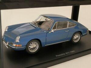 AutoArt Millennium 1:18 Porsche 911 1964 (Blue) *VERY RARE*