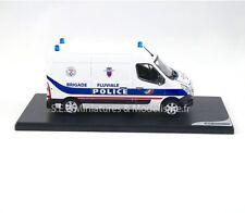 RENAULT MASTER POLICE NATIONALE  BRIGADE FLUVIALE  1/43 ELIGOR 480PCS