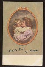 Advertising MELLINS Food For Infants u/b PPC
