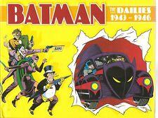 Batman The Dailies 1943-1946  500+ pages!