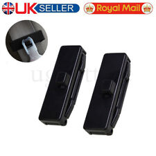 1 Pair Auto Car Seat Belt Stopper Buckle Improves Comfort Safety Adjuster Clips