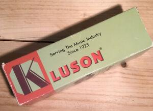 Kluson Deluxe SD90SLNDR Machine Heads. Brand New.