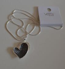 Damen Halsketten Modeschmuck - Halskette - Schmuck-Set - Kette lang  silber NEU