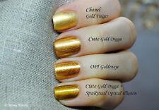 NEW! Ciate Paint Pots Nail Polish Lacquer in GOLD DIGGA