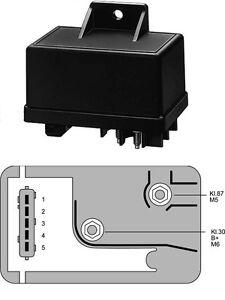 BOITIER PRECHAUFFAGE BOSCH PEUGEOT 505 (551A) 2.5 Turbo Diesel 105 CH 10.1986-12