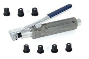 Sandstrahlpistole mit 8 Keramikdüsen Sandstrahler Sandstrahl Pistole