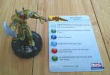 Red King (#044) SR Incredible Hulk Heroclix super-rare
