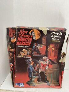 "Disney Haunted Mansion ""Play It Again, Sam"" Model Kit: 1/12, MPC 1974 New NIB"