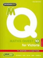 Maths Quest 10 for Victoria 3E TI-Nspire 2.0 Edition & eBookPLUS '  Stambulic