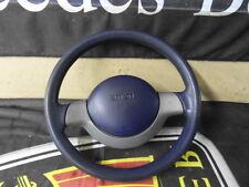 smart car fortwo 450 coupe 599cc BLUE SINGLE PLUG STEERING WHEEL GUARANTEED