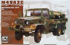 AFV Club 1/35 scale kit AF 35007, M49A2C Fuel tanker
