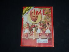 1987 OCTOBER 26 TIME MAGAZINE - A DAY IN THE LIFE OF THE SOVIET UNION - T 2511