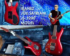 IBANEZ Prestige Joe Satriani  JS1200L Candy Apple -Lefthand- Limited Edition!!!