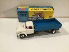 Corgi Toys 483 Dodge Kew Fargo Tipper Within Its Original Box