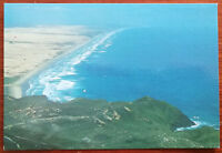 Aerial View of 90 Mile Beach, Northland, New Zealand. Post Card
