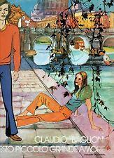 CLAUDIO BAGLIONI disco LP 33 giri QUESTO PICCOLO GRANDE AMORE made in SPAIN 1977