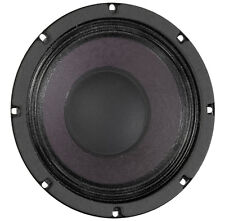 """Eminence Alpha-8A 8"""" PA Driver 8ohm 250 Watt 94dB 1.5"""" Coil Replacement Speaker"""