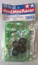 TAMIYA #15069 Low Height One-Way Wheel Set NEW 4WD Mini Racer RC Part