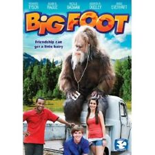 BIGFOOT FRIENDSHIP CAN GET A LITTLE HAIRY ADVENTURE AND FAMILY 2008 DVD SEALED