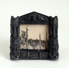 Fine vintage Native American Indian picture frame