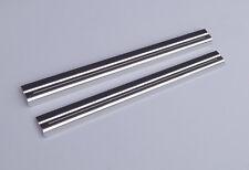 Nissan Juke Stainless Steel Sill Protectors / Kick Plates. 2 Piece Set