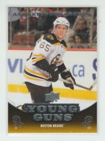 (71575) 2010-11 Upper Deck Young Guns ANDREW BODNARCHUK #208 RC