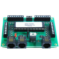 NCE 5240230 Mini Panel - Automation Controller : For DCC Accessory Decoders