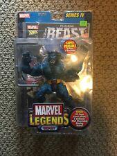ToyBiz Marvel Legends X-MEN BEAST Series IV Brand New Sealed Package