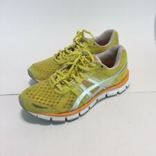 Womens Yellow ASICS Gel-Blur 33 T1H8N Athletic Shoes US Sz 8.5