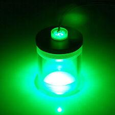 "Barrow G1/4"" Acrylic Lighting Module 5 MM LED Plugs Reservoir Green"