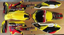 Klx 110 02-09 kx 65 02-14 Kawasaki Troy Lee Designs Pro Circuit -2 yellow