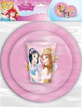 Disney Princess '3 Piece Meal Set' Dinner Set Brand New Gift
