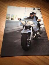 BMW R1200CL cruiser R1200 CL 1200 prospectus moto brochure prospekt catalogue