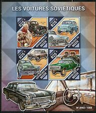 NIGER  2015 SOVIET CARS SHEET   MINT NH