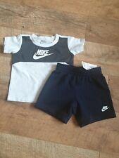 Nike Baby T Shirt And Shorts 18mths