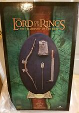 Sideshow Weta ARMS Of Lurtz Lord of the Rings LotR Hobbit Weapons Set Statue