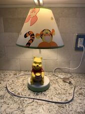 Disney Winnie The Pooh Electric Lamp