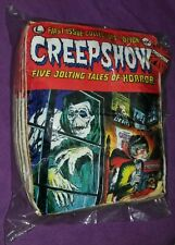 Creepshow Throw  Pillow by Creepy Co Autographed by Joe Hill Billy