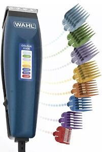 ⭐️ WAHL Colour Pro Mens Corded Hair Clipper Trimmer 9155-2917W - FREE P&P UK!