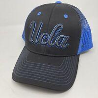 Zephyr UCLA Bruins Snap Back Hat Blue Gray Adjustable