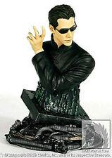 Matrix Neo Revolutions Resin-Bust 17cm Ltd 2500 Gentle Giant