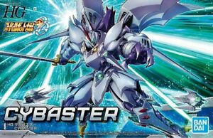 BANDAI Plamo High Grade Hg Super Robot Wars Original Generation Cybaster