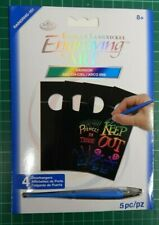 ROYAL AND LANGNICKEL ENGRAVING ART RAINBOW DOOR HANGERS