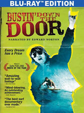 BUSTIN DOWN THE DOOR - BLU RAY - Region Free - Sealed