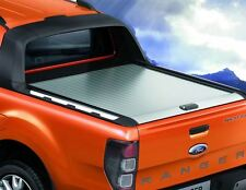 Ford Ranger 2016> Mountain Top Tonneau cover roller type double cab  -Wildtrack