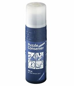 Ravensburger Puzzle Glue Conserver - Suitable For Up To 1000 Piece Jigsaws